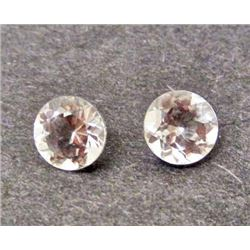 LOT OF 3.30 CTS OF WHITE BRAZILIAN TOPAZ
