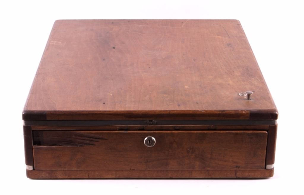 Antique Wooden Cash Register Drawer