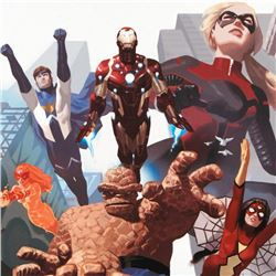 I Am An Avenger #4 by Marvel Comics