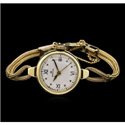 Omega 14KT Yellow Gold Ladies Vintage Watch