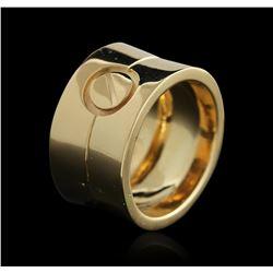 Cartier 18KT Yellow Gold Ring