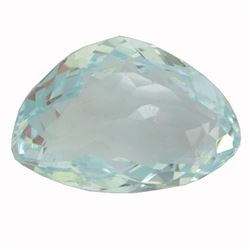 6.91ctw Triangle Aquamarine Parcel