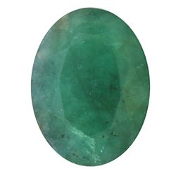 3.28ctw Oval Emerald Parcel