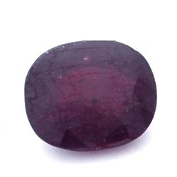 32.76ctw Oval Ruby Parcel