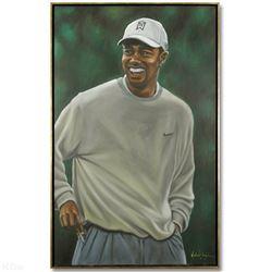 Original No Worries (Tiger Woods) By Michael Joseph