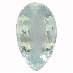 9.09ctw Pear Aquamarine Parcel