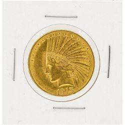 1913 $10 BU Indian Head Eagle Gold Coin