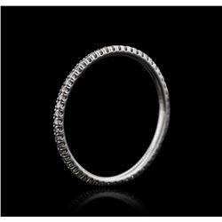 14KT White Gold 0.24ctw Diamond Ring