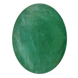3.64ctw Oval Emerald Parcel