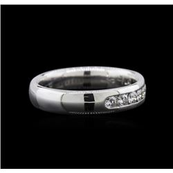 0.40ctw Diamond Ring - Platinum