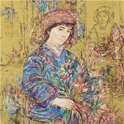 Umbria's Garden by Hibel