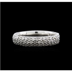 1.18ctw Diamond Ring - 14KT White Gold