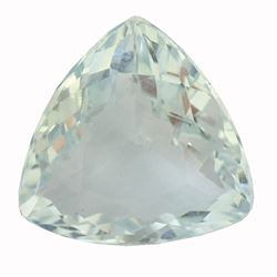 5.71ctw Triangle Aquamarine Parcel