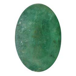 4.86ctw Oval Emerald Parcel