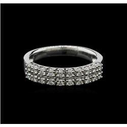 0.80ctw Diamond Ring - 18KT White Gold
