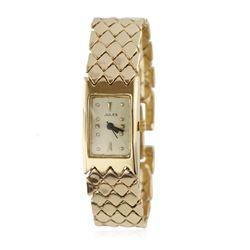 14KT Yellow Gold Ladies Watch