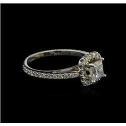 1.20ctw Diamond Ring - 14KT White Gold