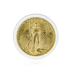 1928 $20 BU St. Gaudens Double Eagle Gold Coin