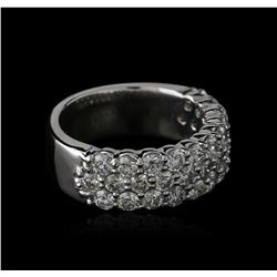 14KT White Gold 2.31ctw Diamond Ring