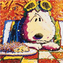 Last Supper by Tom Everhart