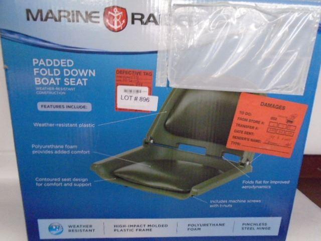 Marine Raider Padded Fold Down Seat