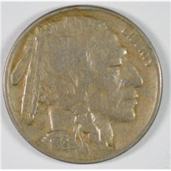 1926-S BUFFALO NICKEL, VF KEY DATE