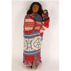 Large Skookum Doll