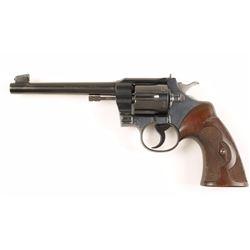 Colt Officers Model Target .22 LR SN: 17831