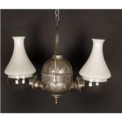 Angle Lamp Company Hanging Lamp
