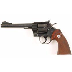 Colt Officers Model Match .22 Mag SN: 80039
