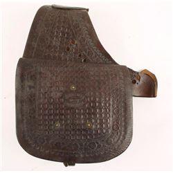 W.D. Allison Saddle Bags
