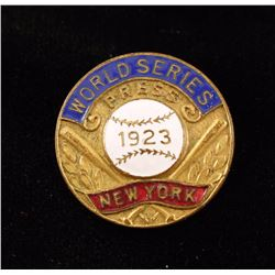 Scarce & Historic New York Yankees World Series