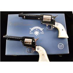 "Rare -Colt- Nevada ""Battle Born"" 2 Gun Set"