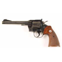 Colt Officers Model Match .22 Mag SN: 77684