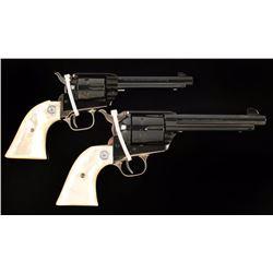 Rare -Colt- Nevada Centennial Two Gun Set