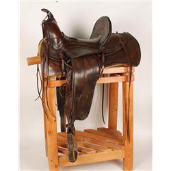 Spencer & NYE High Back Saddle