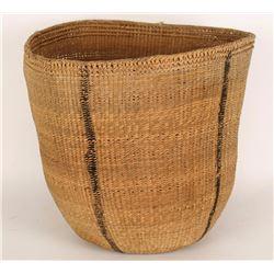 Tlinket Burden Basket