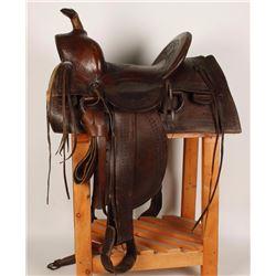 Bow Fork Saddle