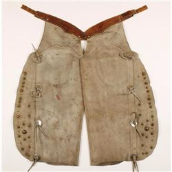 Pair of Child's Batwing Chaps