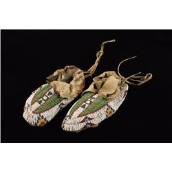Exceptional Child's Moccasins