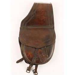 Antique Lawman Saddlebags