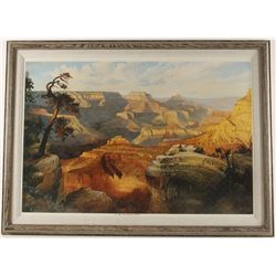 """South Rim"" Print by Fred Lucas"