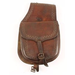 S.C. Gallop Saddlery Saddle Bags