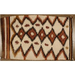 Mexican Saddle Blanket or Throw