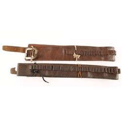Collection of 2 Money Belts