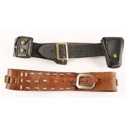 Cartridge Belt & Utility Belt