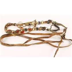 Deer Lodge Leather Bridle