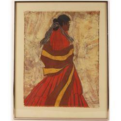 Batik by David Sutton