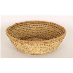 Small Plains Indian Basket