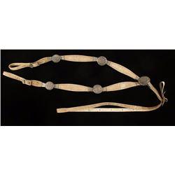 Leather Breast Collar